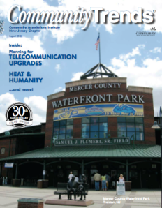 Community Trends - August 2008 Cover