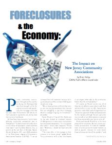 CAI-NJ: Foreclosures