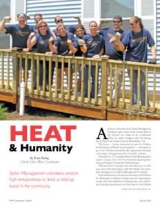 CAI-NJ: Heat & Humanity