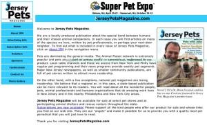 Jersey Pets Magazine - Version 1