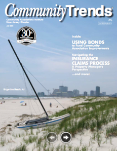 Community Trends - July 2008 Cover