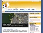 South Jersey Gas Atlantic City MGP Project Website
