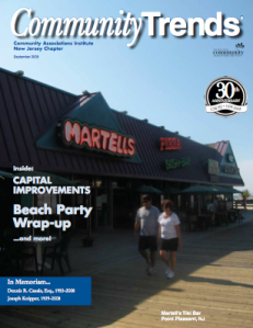 Community Trends - September 2008 Cover