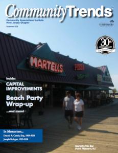 Community Trends - September 2008 Cover