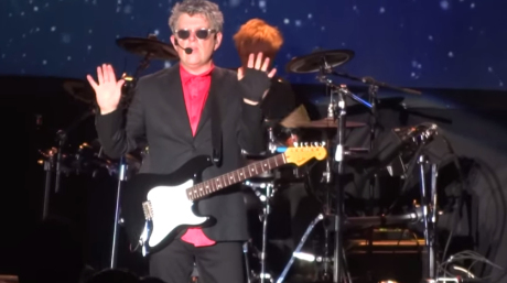 Tom Bailey of Thompson Twins