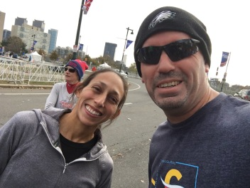 Des Linden and me