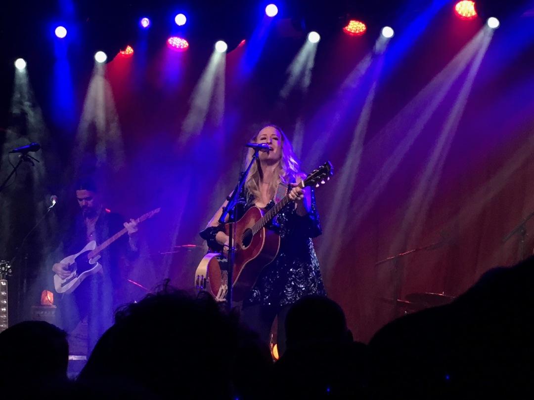 Margo Price performs at Asbury Lanes, 12/29/2018